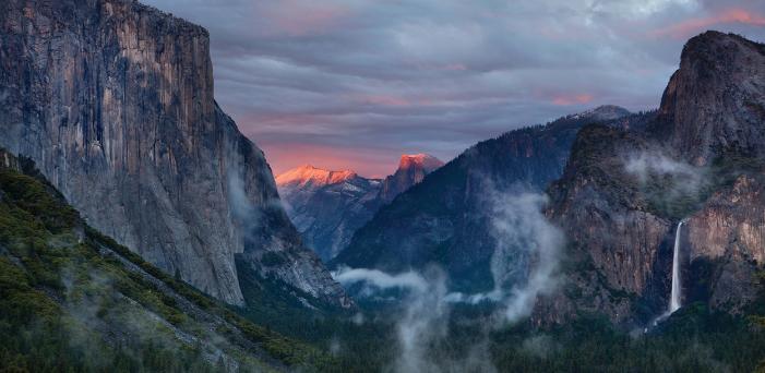 Voir Californie et ses célèbres parcs