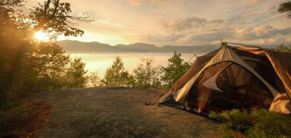 C'est quoi un séjour en camping ?