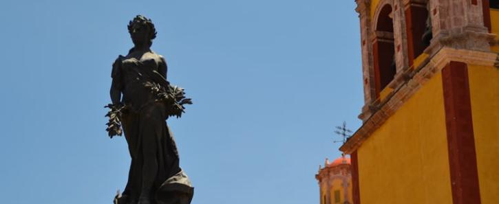 Le charme des villes mexicaines…