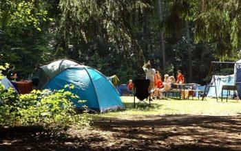 Le camping : un divertissement familial par excellence!